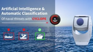 naval threat identification with Cyclope AI for spynel