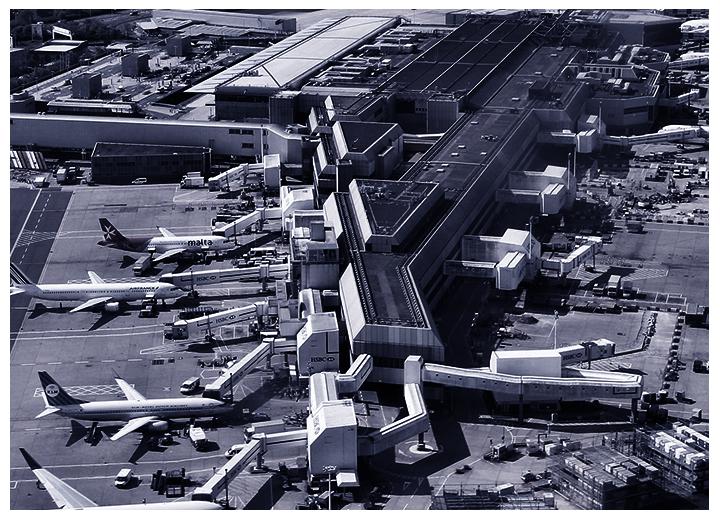 perimeter security of airports