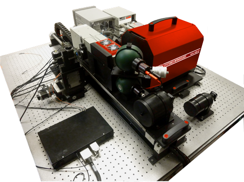 Electro-optic test bench BIRD for IR detectors