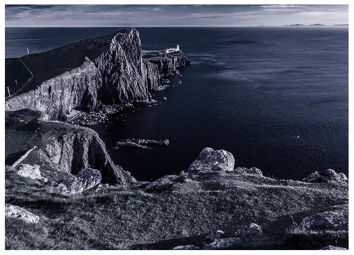 Coastal surveillance with IR SPYNEL camera