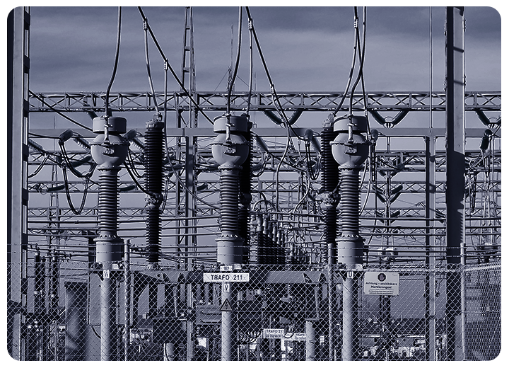 Surveillance of electrical substations