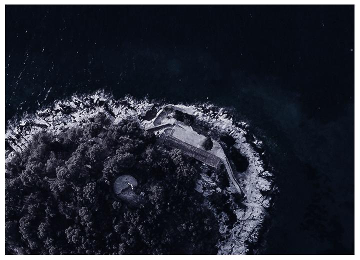 Continental island surveillance with SPYNEL infrared radar