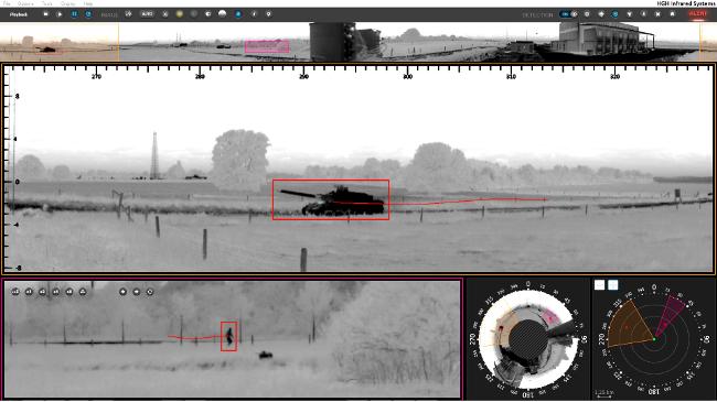 SPYNEL C situational awareness cyclope screenshot