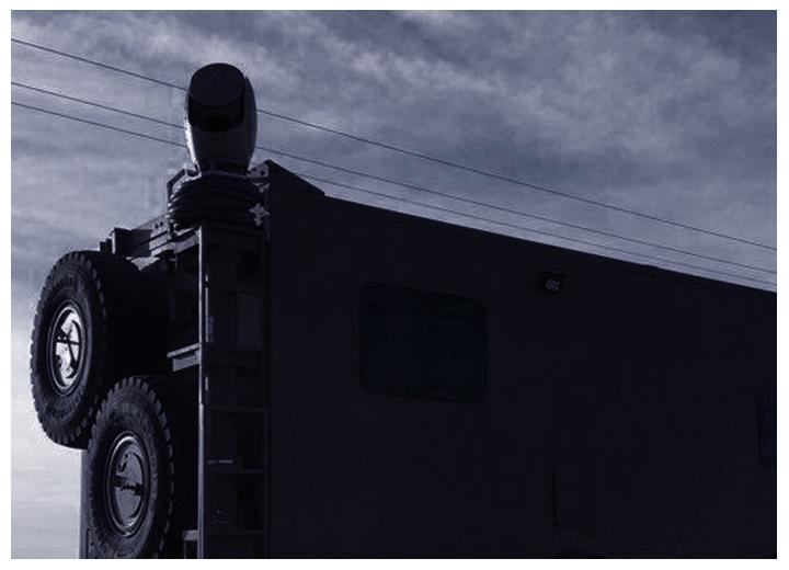 Surveillance mobile depuis un véhicule avec SPYNEL