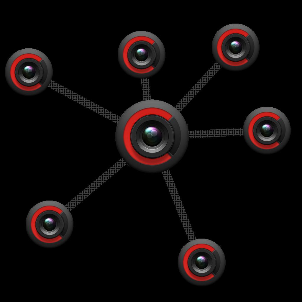 Cyclope Hypervisor web of cameras