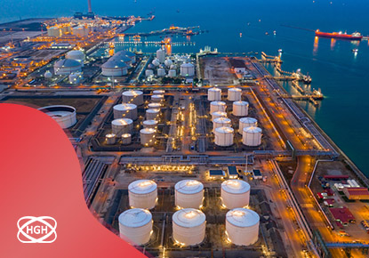 SPYNEL 360 newsletter signup oil refinery