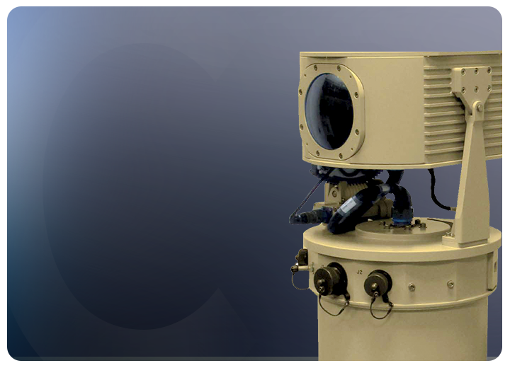 Long range Panoramic thermal camera