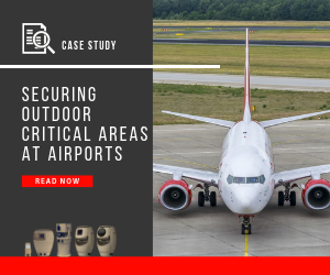 Securing outdoor critical areas at airports read the case study