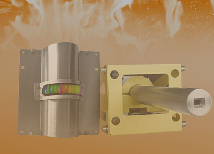 Thermography products kilnscan and pyroscan
