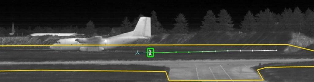 perimeter security of military air bases